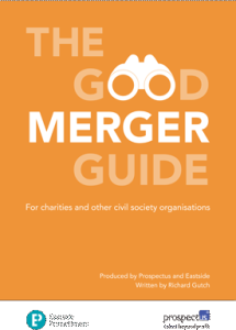 The Good Merger Guide 2014: For charities and other civil society organisations