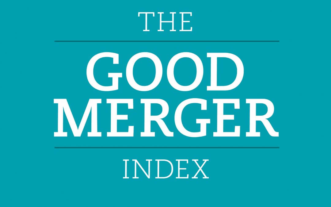 EVENT: Good Merger Index 2015/16 Launch, November 24th