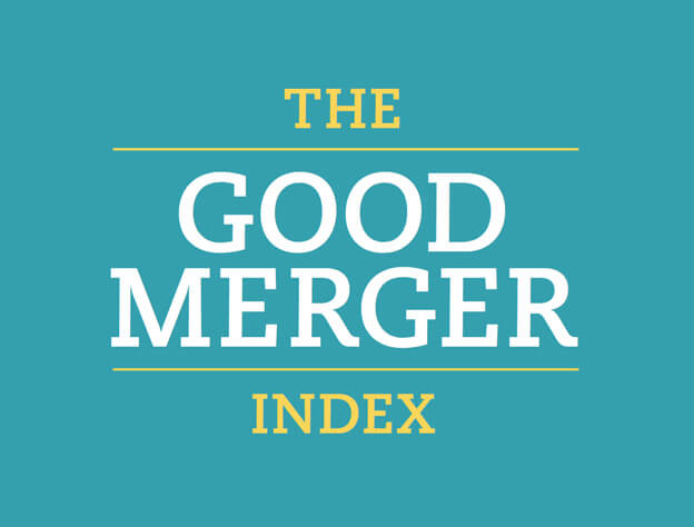 Eastside Primetimers launch industry's first Good Merger Index