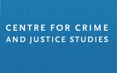Now Recruiting: Treasurer for the Centre for Crime and Justice Studies