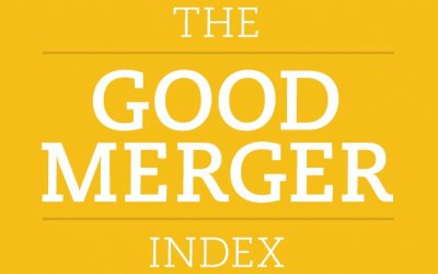 The Good Merger Index 2018/19 Report Launch