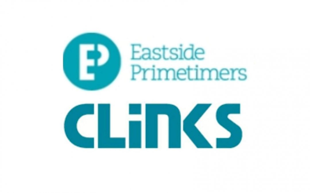 Eastside Primetimers and Clinks promote criminal justice charity partnerships