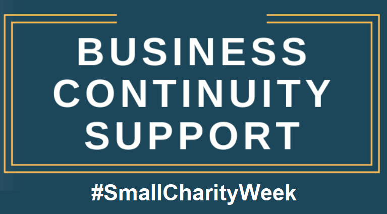 Small Charity Week: reflections from our COVID-19 support