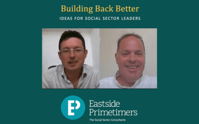 Building Back Better: interview with Richard James, YMCA St Paul's