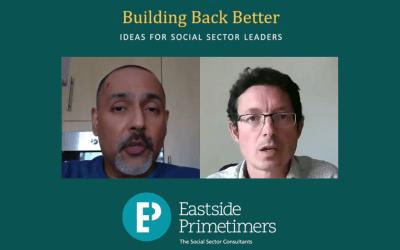#BuildBackBetter: EP interview with Kamran Mallick, Disability Rights UK