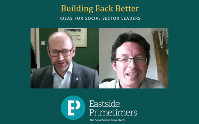#BuildBackBetter: EP interview with Martin Houghton-Brown, St John Ambulance
