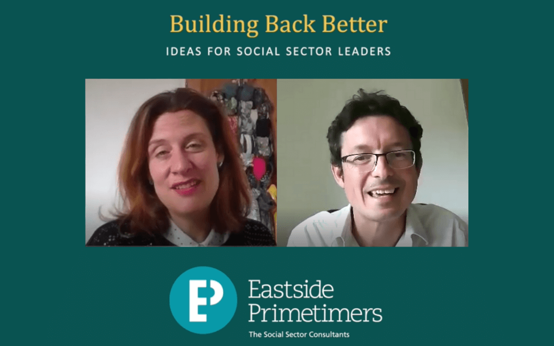 #BuildBackBetter: EP interview with Gemma Peters, Blood Cancer UK