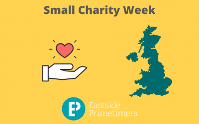 Small Charity Week 2021: our work